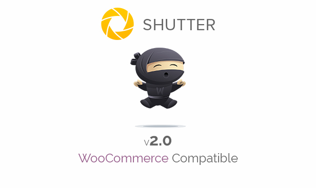 Shutter - Photography & Art WordPress Theme - 1